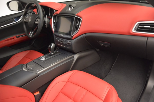 New 2017 Maserati Ghibli SQ4 for sale Sold at Bugatti of Greenwich in Greenwich CT 06830 26