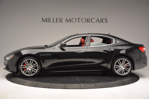 New 2017 Maserati Ghibli SQ4 for sale Sold at Bugatti of Greenwich in Greenwich CT 06830 4