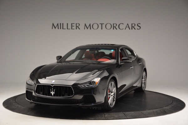 New 2017 Maserati Ghibli SQ4 for sale Sold at Bugatti of Greenwich in Greenwich CT 06830 1
