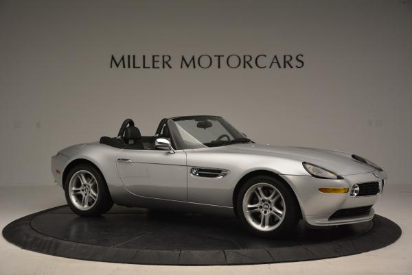 Used 2000 BMW Z8 for sale $177,900 at Bugatti of Greenwich in Greenwich CT 06830 10