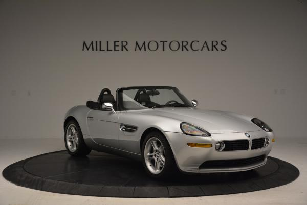 Used 2000 BMW Z8 for sale Sold at Bugatti of Greenwich in Greenwich CT 06830 11