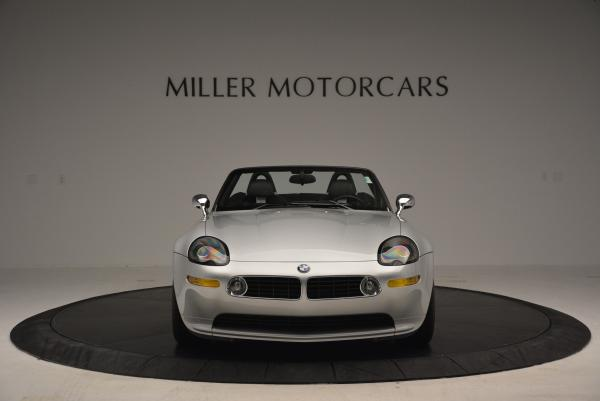 Used 2000 BMW Z8 for sale $177,900 at Bugatti of Greenwich in Greenwich CT 06830 12
