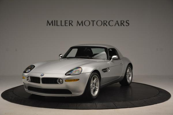 Used 2000 BMW Z8 for sale $177,900 at Bugatti of Greenwich in Greenwich CT 06830 13