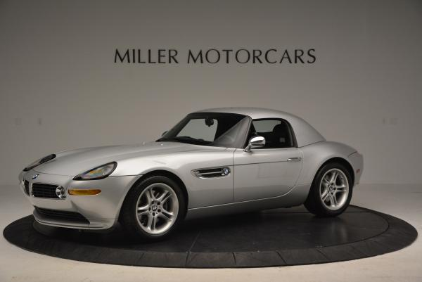 Used 2000 BMW Z8 for sale Sold at Bugatti of Greenwich in Greenwich CT 06830 14