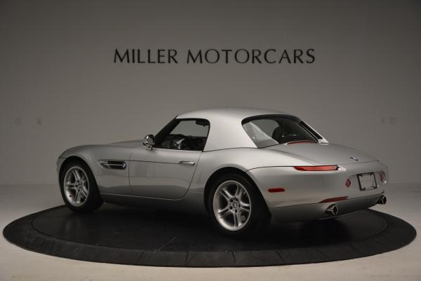 Used 2000 BMW Z8 for sale $177,900 at Bugatti of Greenwich in Greenwich CT 06830 16