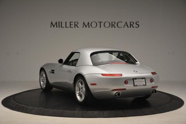 Used 2000 BMW Z8 for sale Sold at Bugatti of Greenwich in Greenwich CT 06830 17