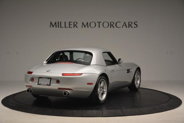 Used 2000 BMW Z8 for sale Sold at Bugatti of Greenwich in Greenwich CT 06830 19