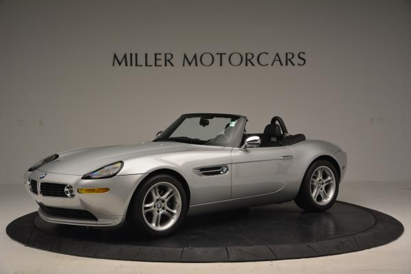 Used 2000 BMW Z8 for sale $177,900 at Bugatti of Greenwich in Greenwich CT 06830 2