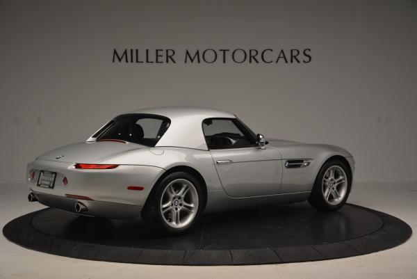 Used 2000 BMW Z8 for sale Sold at Bugatti of Greenwich in Greenwich CT 06830 20