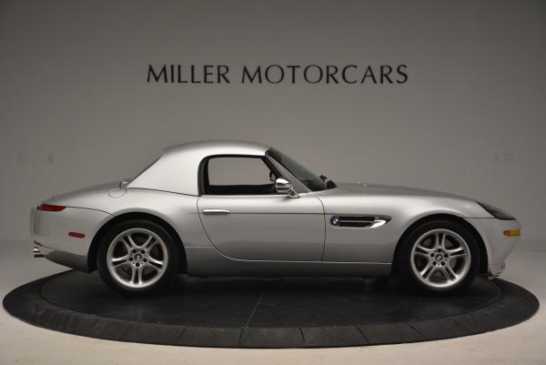 Used 2000 BMW Z8 for sale $177,900 at Bugatti of Greenwich in Greenwich CT 06830 21
