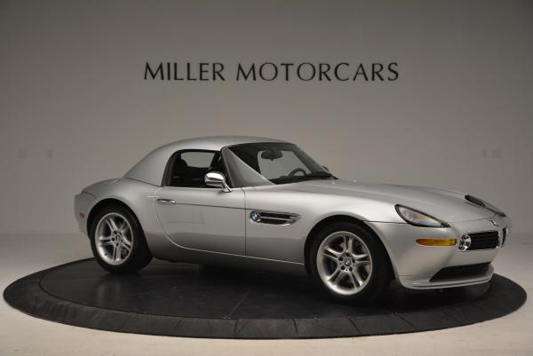 Used 2000 BMW Z8 for sale $177,900 at Bugatti of Greenwich in Greenwich CT 06830 22