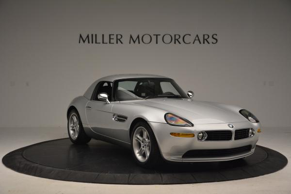 Used 2000 BMW Z8 for sale $177,900 at Bugatti of Greenwich in Greenwich CT 06830 23