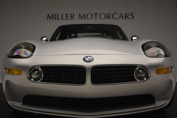 Used 2000 BMW Z8 for sale Sold at Bugatti of Greenwich in Greenwich CT 06830 25