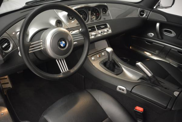 Used 2000 BMW Z8 for sale $177,900 at Bugatti of Greenwich in Greenwich CT 06830 28