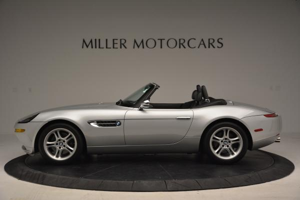 Used 2000 BMW Z8 for sale Sold at Bugatti of Greenwich in Greenwich CT 06830 3