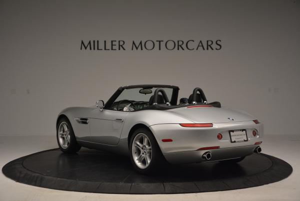Used 2000 BMW Z8 for sale Sold at Bugatti of Greenwich in Greenwich CT 06830 5