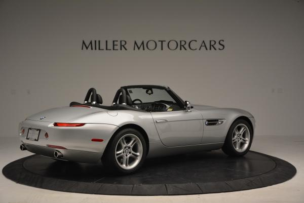 Used 2000 BMW Z8 for sale $177,900 at Bugatti of Greenwich in Greenwich CT 06830 8