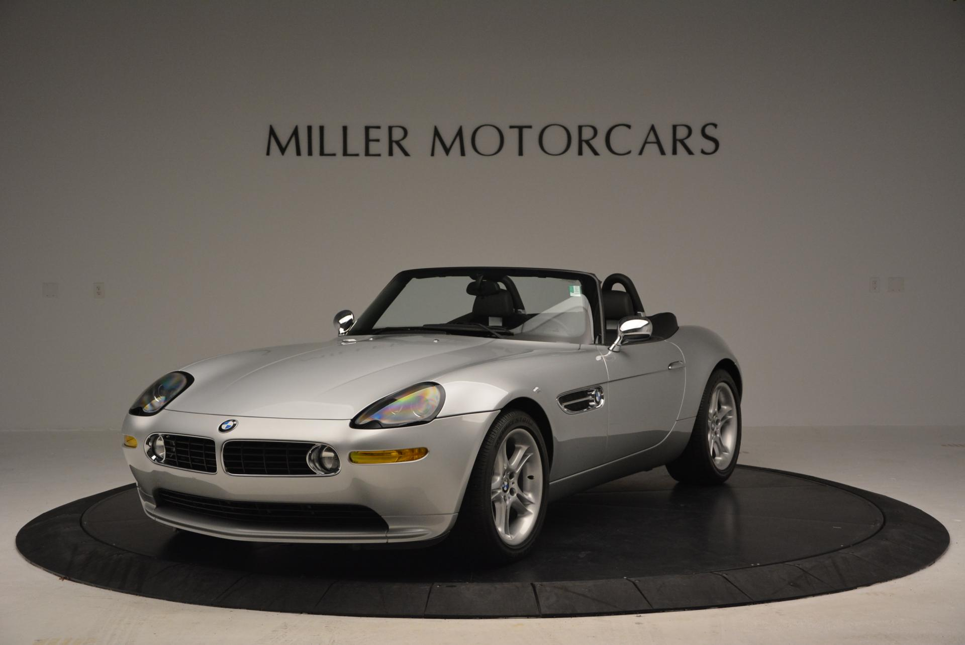 Used 2000 BMW Z8 for sale $177,900 at Bugatti of Greenwich in Greenwich CT 06830 1