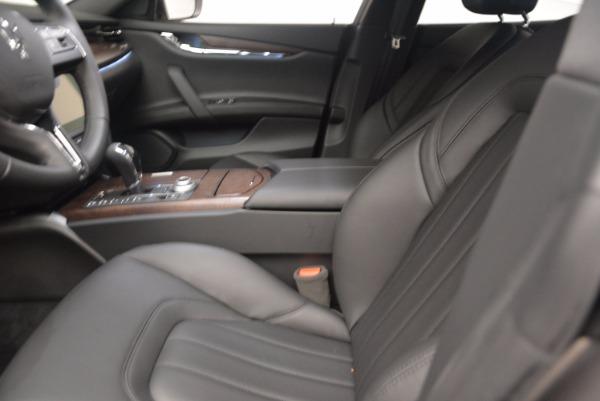 New 2017 Maserati Quattroporte SQ4 for sale Sold at Bugatti of Greenwich in Greenwich CT 06830 14