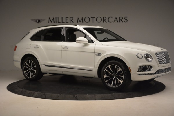 Used 2017 Bentley Bentayga for sale Sold at Bugatti of Greenwich in Greenwich CT 06830 10