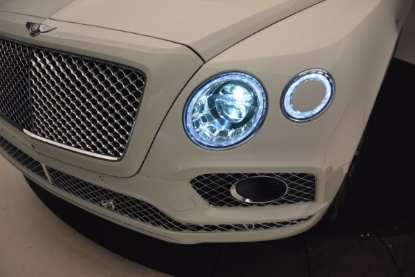 Used 2017 Bentley Bentayga for sale Sold at Bugatti of Greenwich in Greenwich CT 06830 16