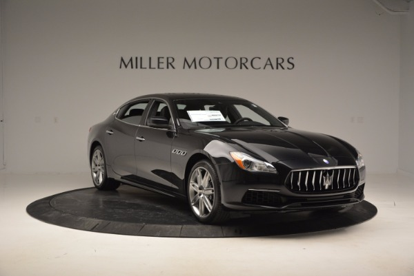 New 2017 Maserati Quattroporte S Q4 for sale Sold at Bugatti of Greenwich in Greenwich CT 06830 11