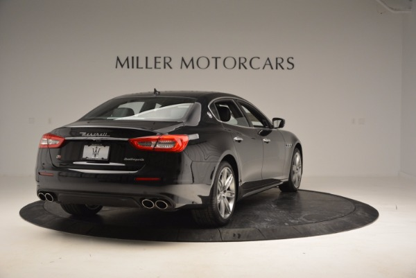 New 2017 Maserati Quattroporte S Q4 for sale Sold at Bugatti of Greenwich in Greenwich CT 06830 7