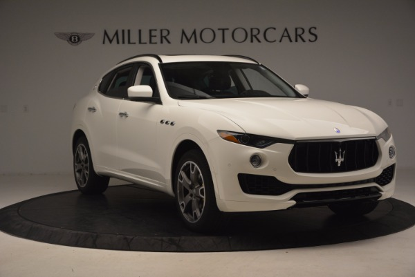 New 2017 Maserati Levante S Q4 for sale Sold at Bugatti of Greenwich in Greenwich CT 06830 11