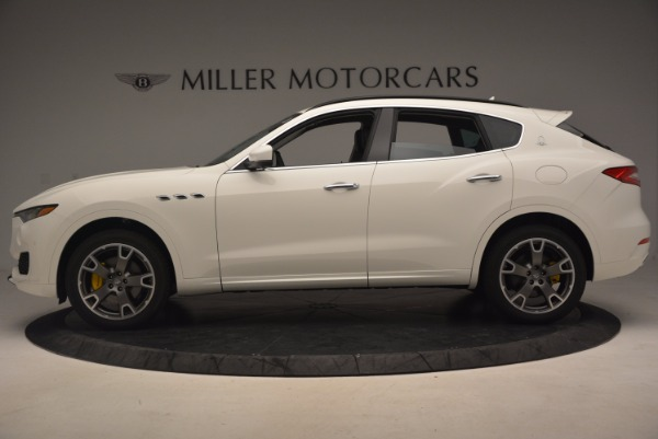 New 2017 Maserati Levante S Q4 for sale Sold at Bugatti of Greenwich in Greenwich CT 06830 3