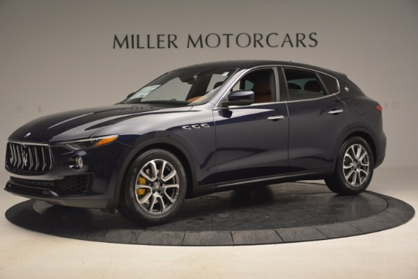 New 2017 Maserati Levante for sale Sold at Bugatti of Greenwich in Greenwich CT 06830 2