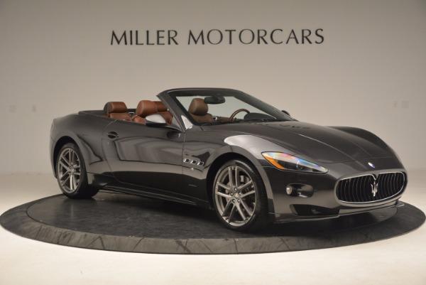 Used 2012 Maserati GranTurismo Sport for sale Sold at Bugatti of Greenwich in Greenwich CT 06830 11