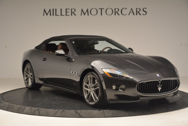 Used 2012 Maserati GranTurismo Sport for sale Sold at Bugatti of Greenwich in Greenwich CT 06830 18
