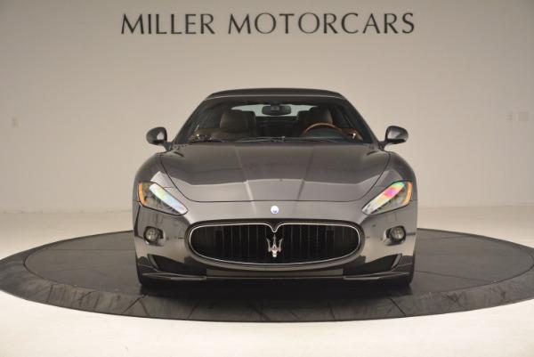 Used 2012 Maserati GranTurismo Sport for sale Sold at Bugatti of Greenwich in Greenwich CT 06830 19