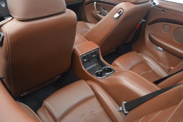 Used 2012 Maserati GranTurismo Sport for sale Sold at Bugatti of Greenwich in Greenwich CT 06830 24
