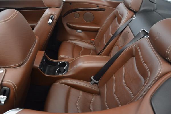 Used 2012 Maserati GranTurismo Sport for sale Sold at Bugatti of Greenwich in Greenwich CT 06830 25