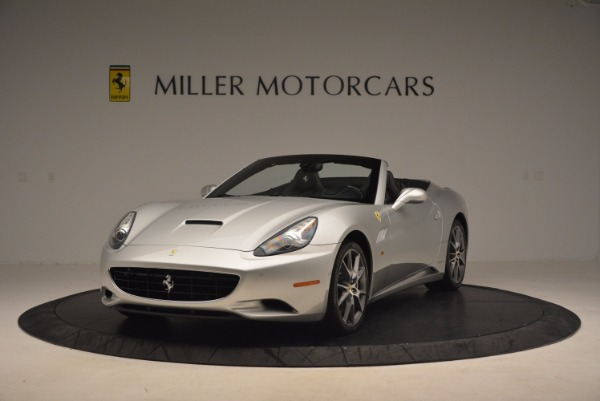 Used 2012 Ferrari California for sale Sold at Bugatti of Greenwich in Greenwich CT 06830 1
