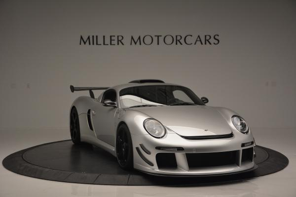 Used 2012 Porsche RUF CTR-3 Clubsport for sale Sold at Bugatti of Greenwich in Greenwich CT 06830 14
