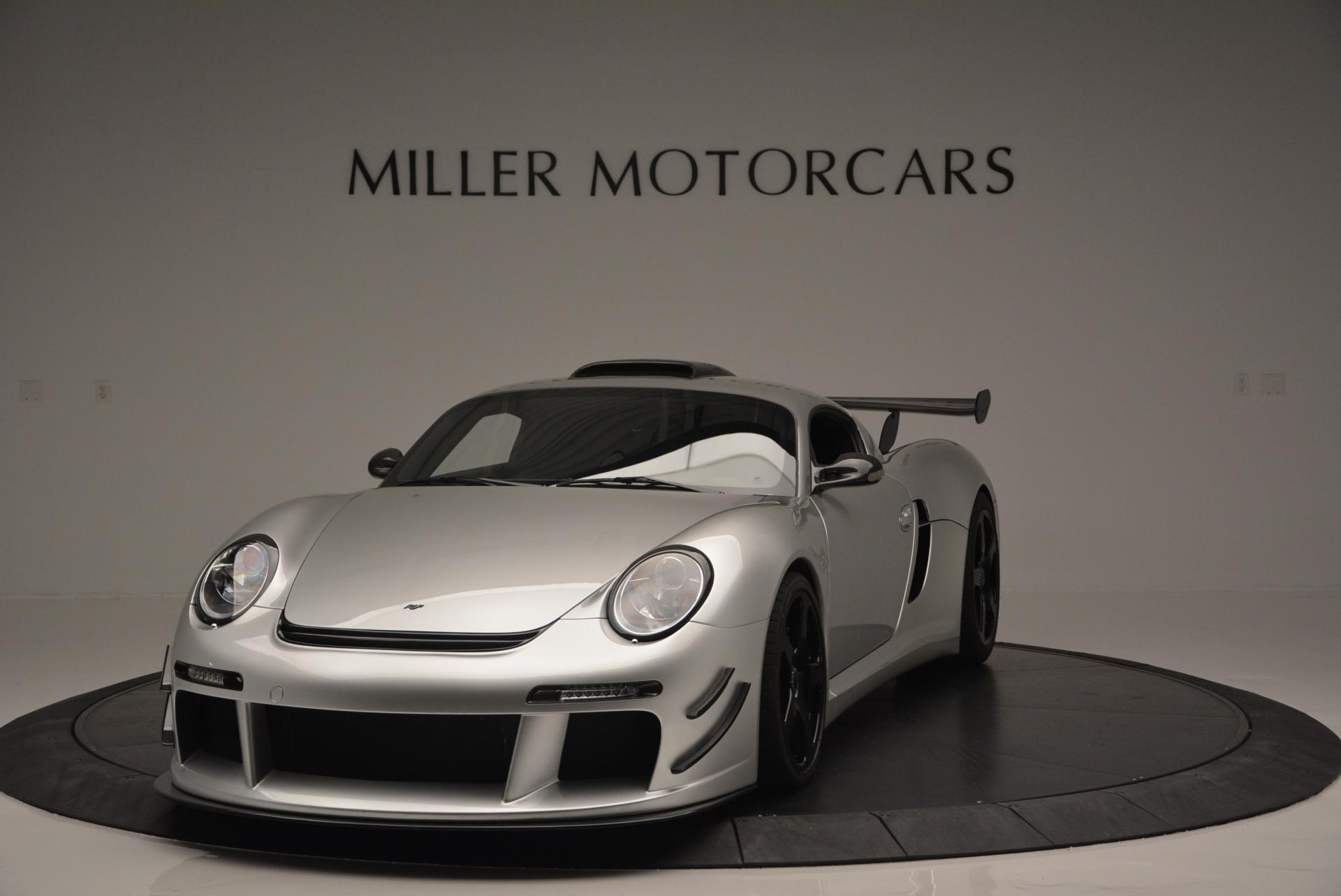Used 2012 Porsche RUF CTR-3 Clubsport for sale Sold at Bugatti of Greenwich in Greenwich CT 06830 1