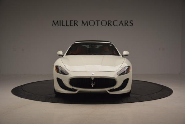 Used 2016 Maserati GranTurismo Sport for sale Sold at Bugatti of Greenwich in Greenwich CT 06830 24