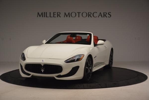 Used 2016 Maserati GranTurismo Sport for sale Sold at Bugatti of Greenwich in Greenwich CT 06830 1