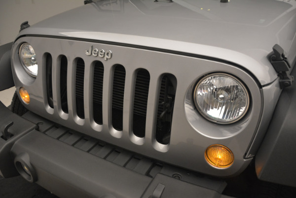 Used 2015 Jeep Wrangler Sport for sale Sold at Bugatti of Greenwich in Greenwich CT 06830 14