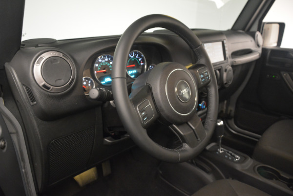 Used 2015 Jeep Wrangler Sport for sale Sold at Bugatti of Greenwich in Greenwich CT 06830 18