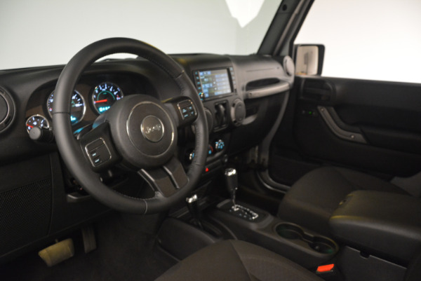 Used 2015 Jeep Wrangler Sport for sale Sold at Bugatti of Greenwich in Greenwich CT 06830 19