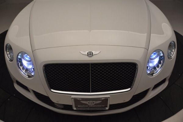 Used 2014 Bentley Continental GT Speed for sale Sold at Bugatti of Greenwich in Greenwich CT 06830 15