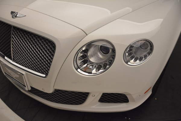 Used 2014 Bentley Continental GT Speed for sale Sold at Bugatti of Greenwich in Greenwich CT 06830 17