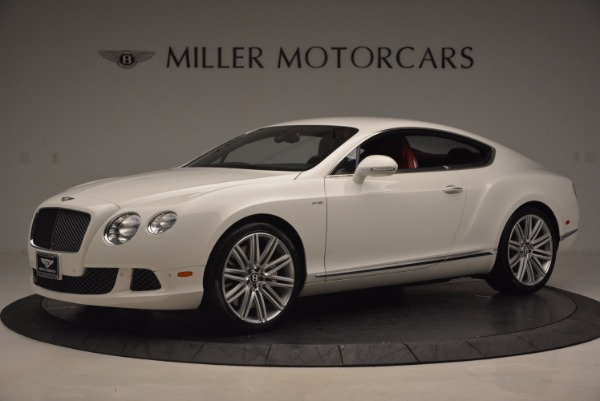 Used 2014 Bentley Continental GT Speed for sale Sold at Bugatti of Greenwich in Greenwich CT 06830 3