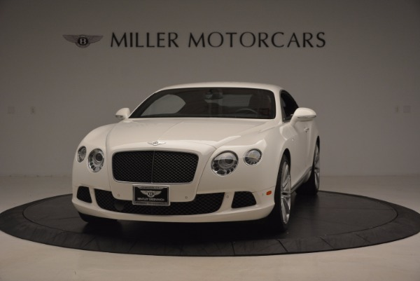 Used 2014 Bentley Continental GT Speed for sale Sold at Bugatti of Greenwich in Greenwich CT 06830 1