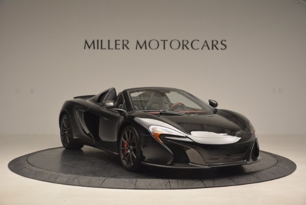 Used 2016 McLaren 650S Spider for sale Sold at Bugatti of Greenwich in Greenwich CT 06830 11