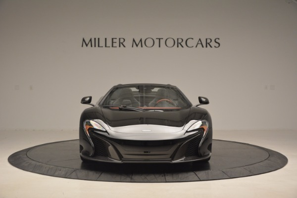 Used 2016 McLaren 650S Spider for sale Sold at Bugatti of Greenwich in Greenwich CT 06830 12