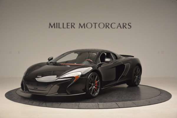 Used 2016 McLaren 650S Spider for sale Sold at Bugatti of Greenwich in Greenwich CT 06830 13